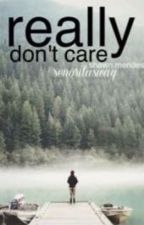 REALLY DON'T CARE | S.M by senoritaswag