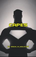 Capes: A Super-High School Story by Rock_N_HolyCow