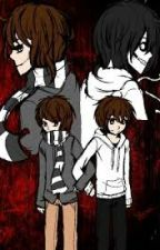 Brothers Forever (Jeff the killer and Homicidal Lui fanfic) by Jadeshade34