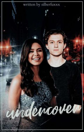 undercover; tom holland by Silberfuxxx