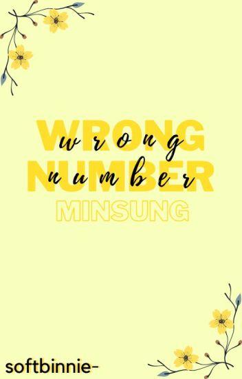 wrong number » minsung