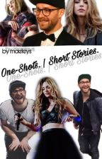 One-Shots.   Short Stories. by maeleys