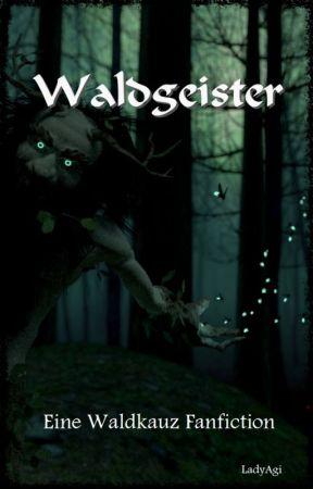 Waldgeister by LadyAgi