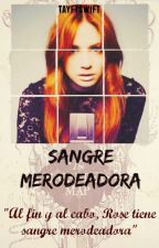 SANGRE MERODEADORA ⊳ HARRY POTTER by tayftswift