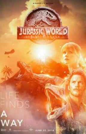 Welcome to Jurassic World by WendyMoonWolf