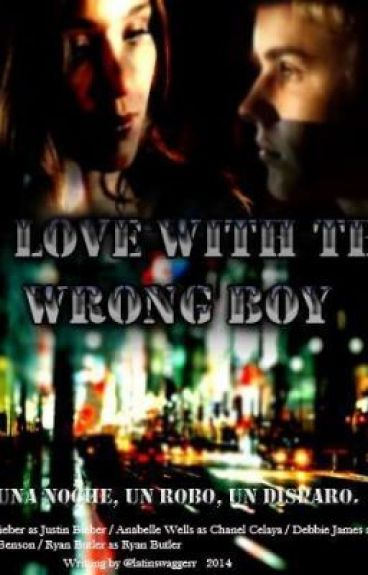 In Love With The Wrong Boy {TERMINADA}