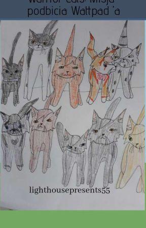 7ea8ad64a0c631 Warrior Cats: Misja podbicia Wattpad'a - Moja pokręcona teoria na ...