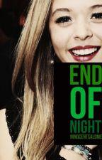 end of night // l.t au #Wattys2014 by innocentsalome