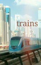 trains 🚋 s.cb + l.fl by huehue03