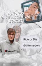 RIDE OR DIE | k.l  by bitemedols