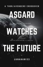 Asgard Watches the Future! by JanaHani33