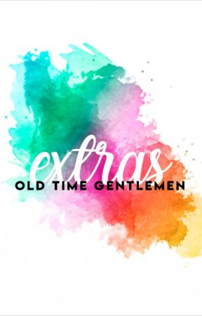 OLD TIME GENTLEMEN - Extras by Mad_Maderose