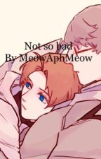 Hetalia RusAme: not so bad by MeowAphMeow