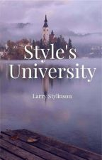 Style's University  by Val2417