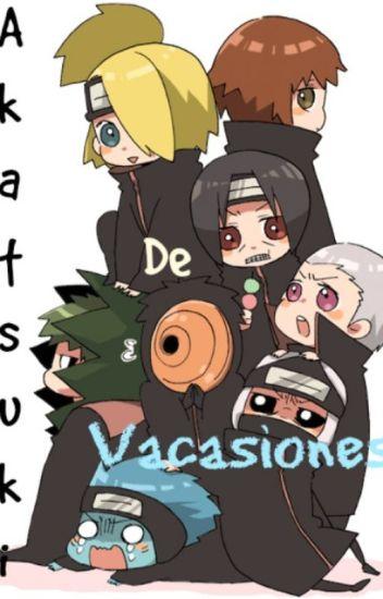 ¡Akatsuki de Vacaciones!