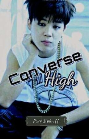 CONVERSE HIGH by SeductiveMochi