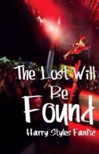 The Lost Will Be Found by 98louise