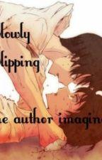 (Levi x eren) Slowly Slipping by the_author_imagine_