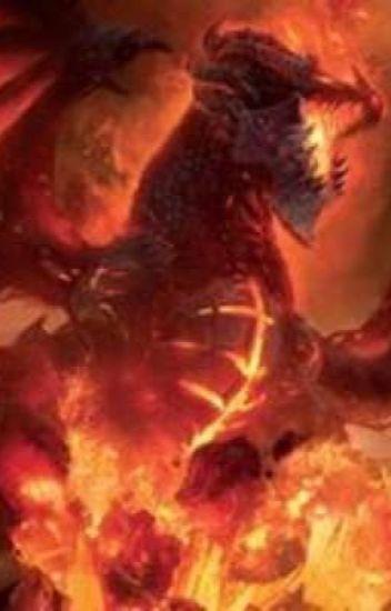 The Fell Dragon ( Highschool DxD x Male Reader