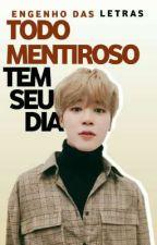 Todo Mentiroso Tem Seu Dia - Park Jimin by Engenho_das_Letras