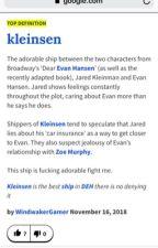 Why I ship Kleinsen by DoRayMeWii