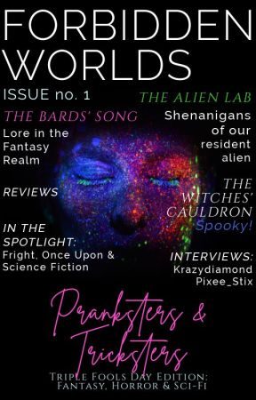 Forbidden Worlds #1: Pranksters & Tricksters by ForbiddenWorlds