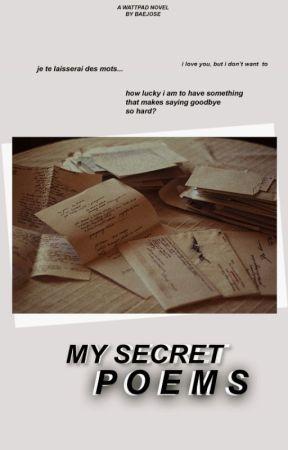 my secret poems by baejose
