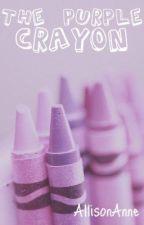 The Purple Crayon by AllisonAnne