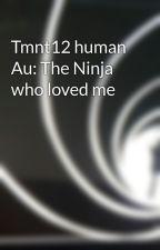 Tmnt12 human Au: The Ninja who loved me  by Gotham007