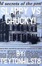 Slappy VS Chucky by PeytonHilst8