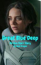 Great Blue Deep - Ava Starr (O.H.) by starsandspells