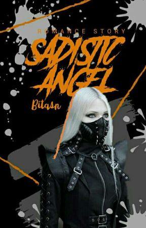 Sadistic Angel : Half Psycho Half Human by athlanasn