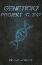 Genetický projekt č. 1247 by Nikeda_Wolfer
