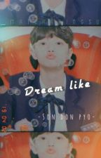 ☁️Dreamlike☁️ |Son Dongpyo X1 by _Matchabingsu