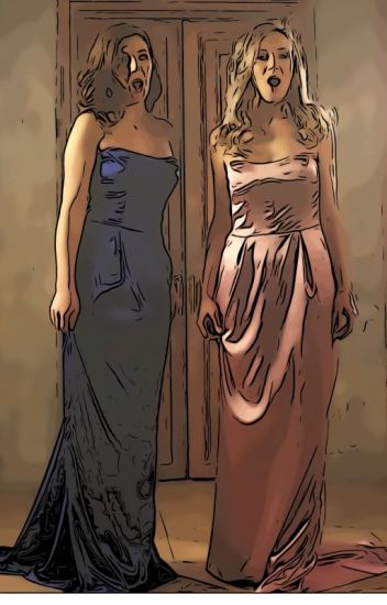Dolores and Gigi