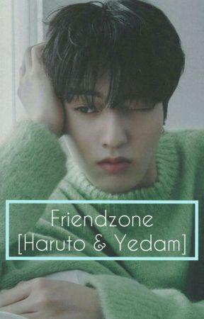 friendzone [ HARUTO x YEDAM ] ( HIATUS ) by baehiiii