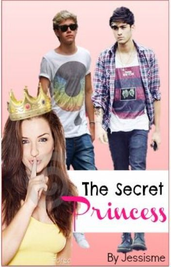 The Secret Princess (One Direction Fanfic)