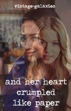 And Her Heart Crumpled Like Paper - an Emison (Emily/Alison) fic - PLL by vintage-galaxies