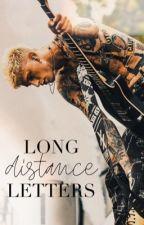 pleasure calls on the business phone ; Machine Gun Kelly by ellesimonewrites
