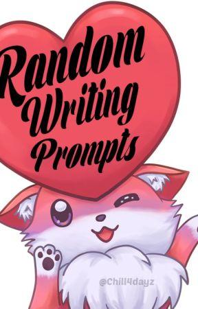 Random Writing Prompts by Carlisle7309