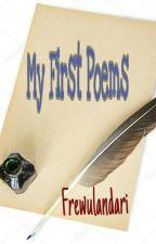 My First Poems by Frewulandari