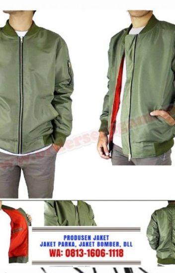 940 Kumpulan Desain Jaket Parka Gratis Terbaik