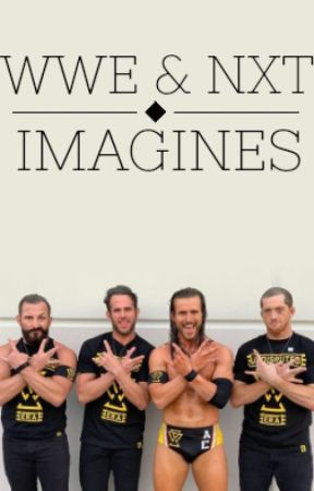 WWE & NXT Imagines and Preferences by honeyfleet