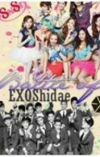 Roommates! (Exoshidae) by ShawolWorld