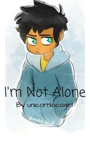 I'm Not Alone by Im_A_Sad_Gay_Dork