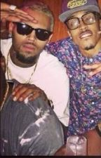 Im In Love : August Alsina & Chris Brown Story. by cixalsina