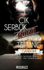 Cik Serbuk Koko, Encik Tepung Gandum by missruzz