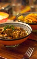 African food restaurant by Masonja1234