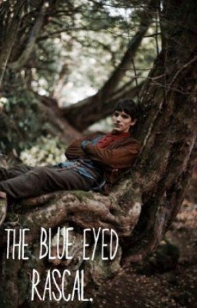 The Blue Eyed Rascal. Merthur. by ThatAlienFromSpace