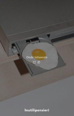 Onde infuocate - knj + pjm  by inutilipensieri